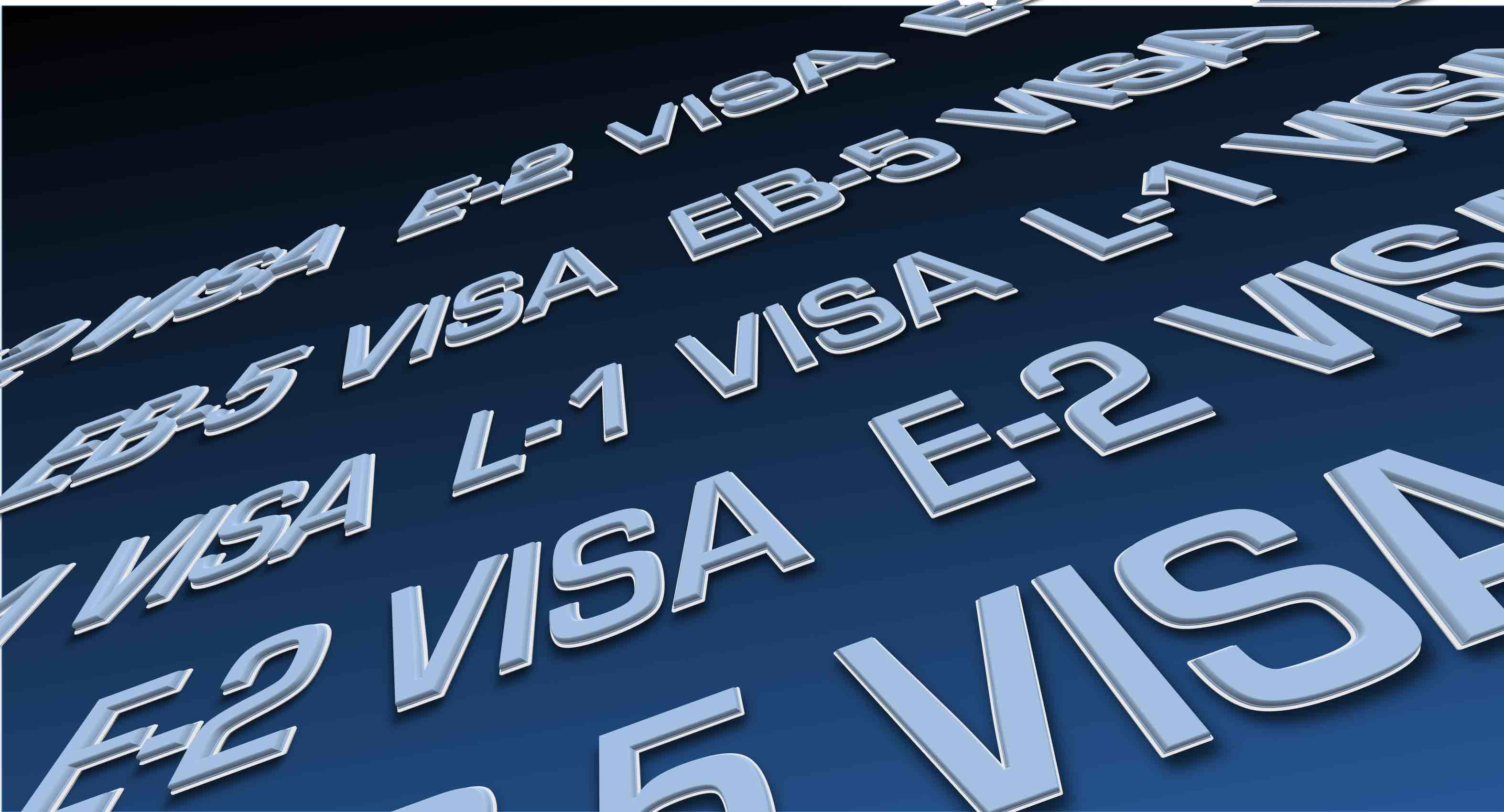 Choose a Visa for Launching Your US Company:  E2, L1 or EB5 Visa